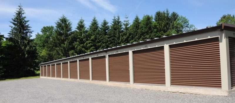 Margaretville Self Storage Units